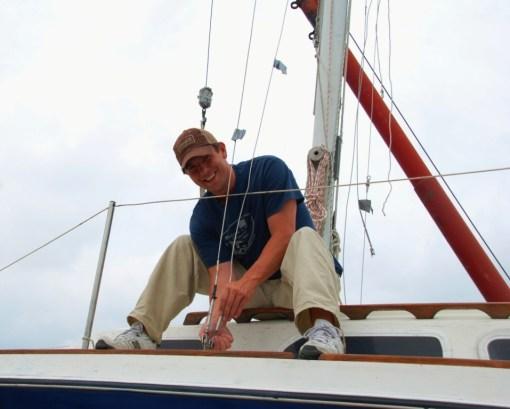 Sailing 154