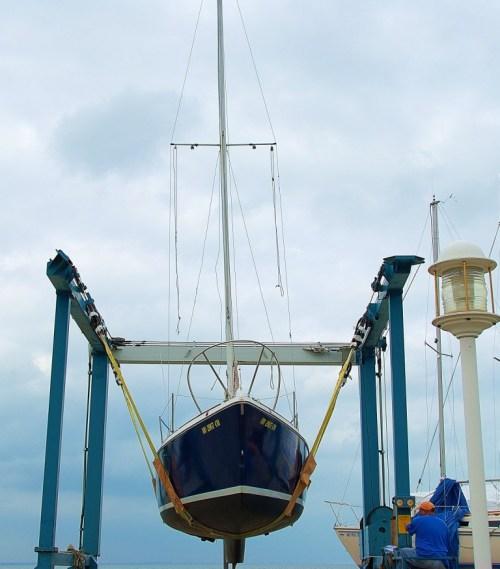 Sailing 167