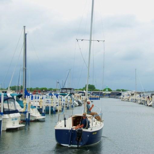 Sailing 202