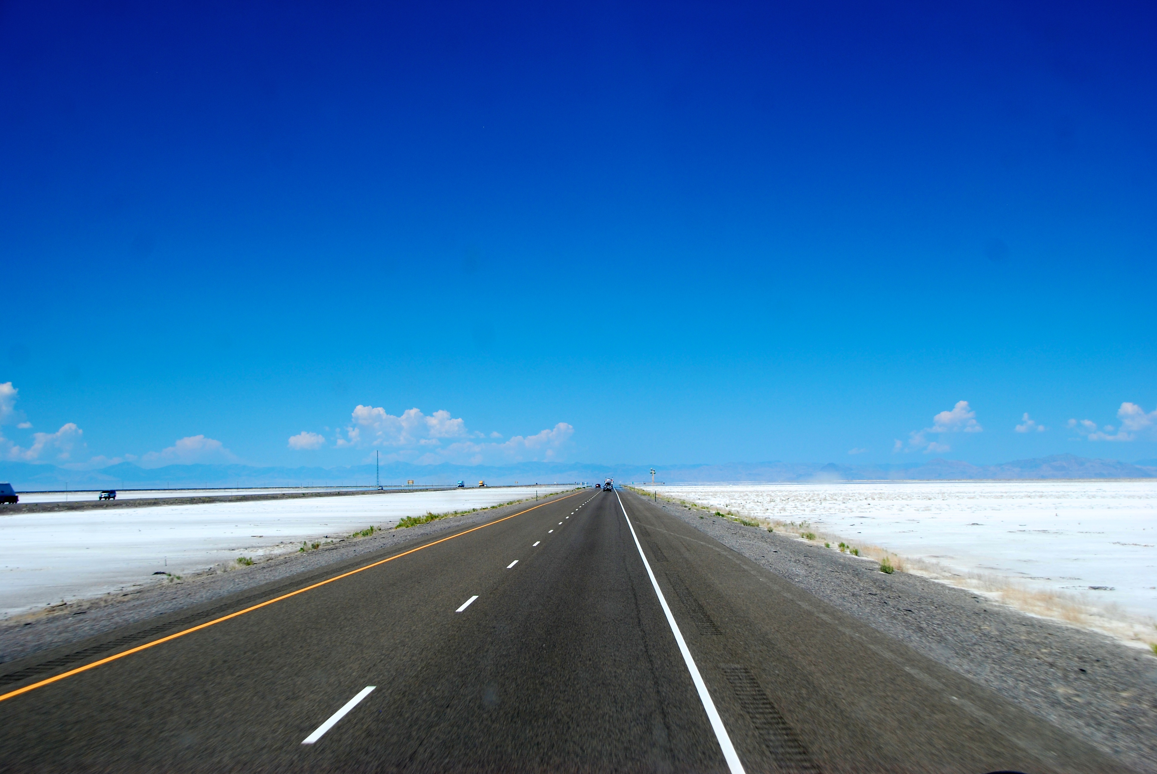 Bonneville Salt Flats | Adventures On the Road